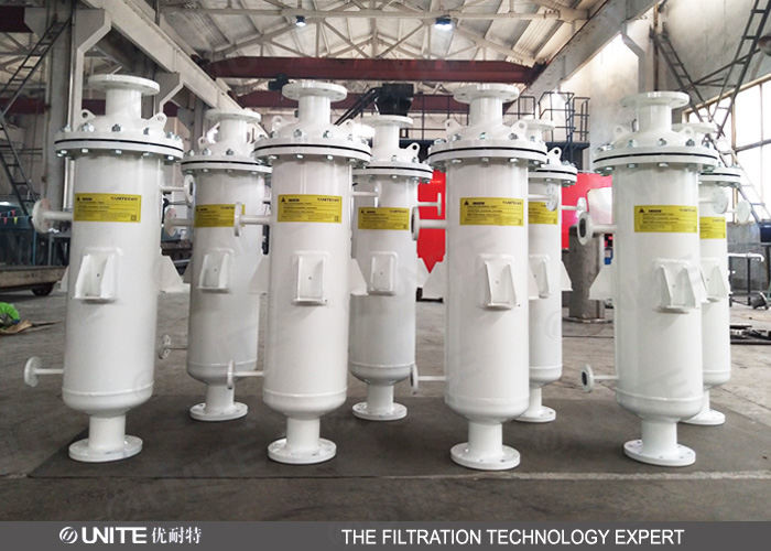 High Precision Cartridge Filter Housing for Gas Filtration